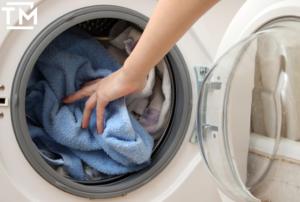 при отжиме сильно шумит стиральная машина