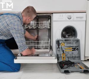ремонт посудомоечных машин смен в СПб