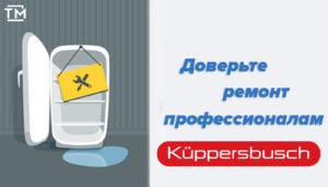 ремонт холодильников kuppersbusch СПб